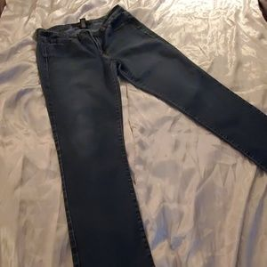 Calvin Klein womens size 10 blue jeans